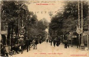 CPA-Luchon-Les-Allees-d-039-Etigny-612032