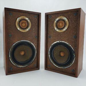 Vintage-KLH-Model-Twenty-Four-24-Loudspeaker-System-Audio-Repair-or-Parts