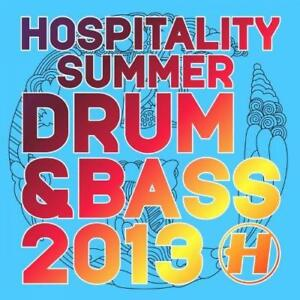 Hospitality-Summer-Drum-And-Bass-2013-Various-Artists-NEW-CD