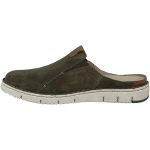 Details zu Josef Seibel Ruben 17 Schuhe Men Herren Slipper Comfort Pantoletten 47717 949