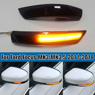 AM Left,Right Pair DOOR MIRROR For Ford Focus