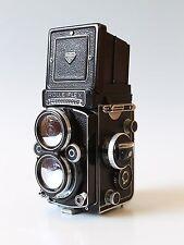 Rolleiflex 2.8F Carl Zeiss Planar TLR Film Camera Worldwide Shipping