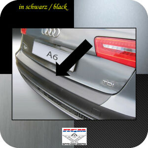 Für Audi A6 4G C7 Avant 2011 Original TFS Premium Ladekantenschutz Schwarz ABS