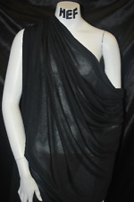 14d7f46ea70 item 3 Micro Modal Silk Jersey Sheer Knit Fabric Ecofriendly Fiber BLACK  4.5 oz -Micro Modal Silk Jersey Sheer Knit Fabric Ecofriendly Fiber BLACK  4.5 oz