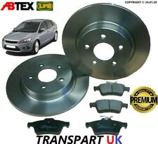 FORD FOCUS ST 2.5 MK2 ST2 ST3 ST225 FRONT AND REAR BRAKE DISC PADS NEW SET