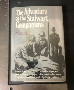 The-Adventure-Of-The-Stalwart-Companions-Book-1978-First-Edition-HC