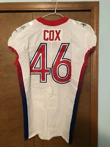 NFL Morgan Cox Team Issued Pro Bowl Jersey PSA Baltimore Ravens | eBay