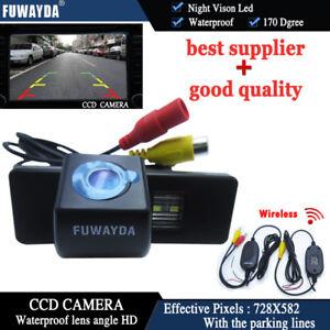 wireless sans fil voiture camera de recul for citroen c4 c5 c triomphe c quatre ebay. Black Bedroom Furniture Sets. Home Design Ideas