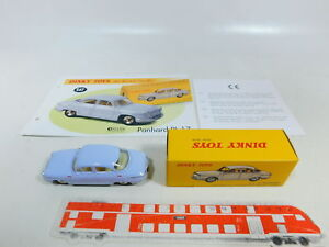 BW522-0-5-Dinky-Toys-Atlas-1-43-Metall-Auto-PKW-547-P-L-17-Panhard-sg-OVP
