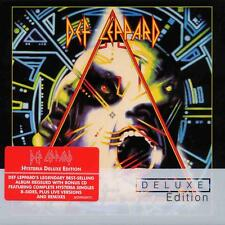 DEF LEPPARD ( NEW SEALED DELUXE EDITION 2 CD SET ) HYSTERIA