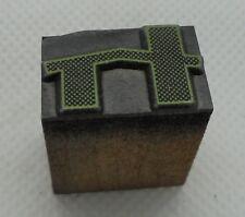 Vintage Printing Letterpress Printers Block House Logo