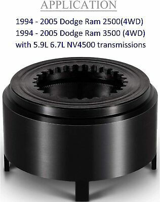 5th Gear Lock Nut Retainer NV4500 for Dodge 1994-2005 Ram 2500 ...