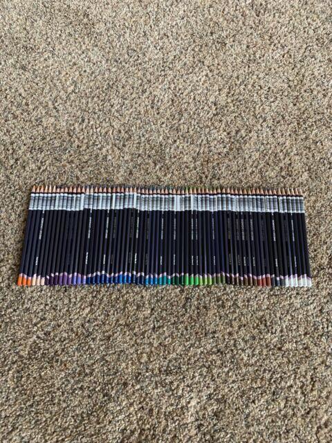 derwent fine art pencils - new - 63ct