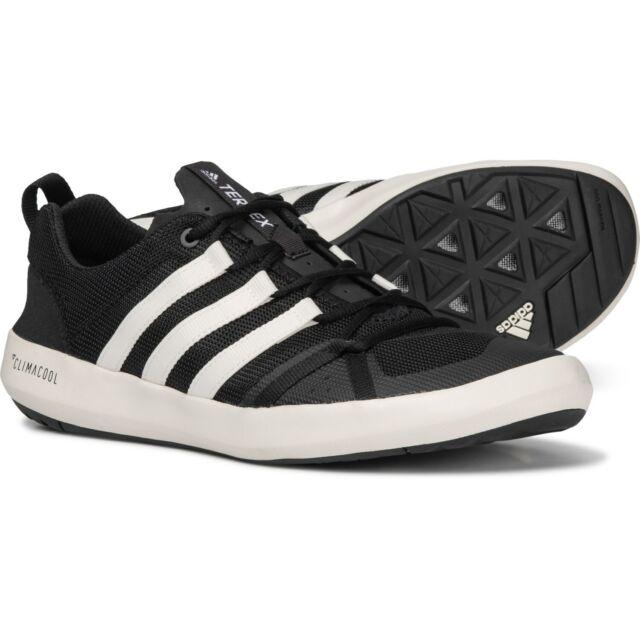 reputable site 2e273 dd1c6 New Men`s adidas Terrex ClimaCool Boat Shoes BB1910 BB1904