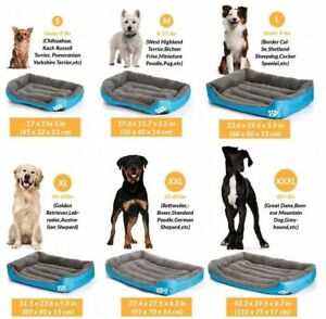 Dog-Bed-For-Large-Medium-Small-Dog-Soft-Cat-Washable-Padding-Mat-Kennel-Mattress