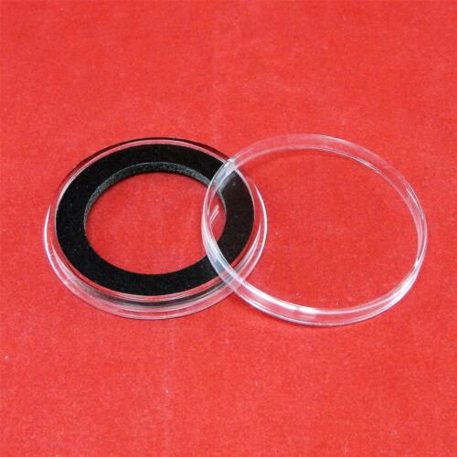10 Air-Tite X34mm Ring Coin Holder Capsules for Coins Less Than 3.96mm Thick