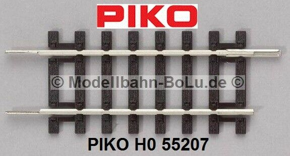 Piko H0 55207 A-Gleis Gerades Gleis GUE62H NEU