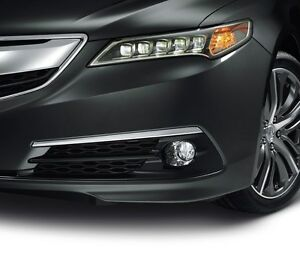 Image Is Loading Genuine Oem 2017 Acura Tlx Led Fog