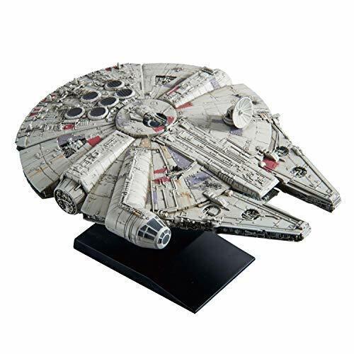 Bandai Guerre Stellari Veicolo Modello Millennium Falcon L/' IMPERO COLPISCE ANCORA ver.
