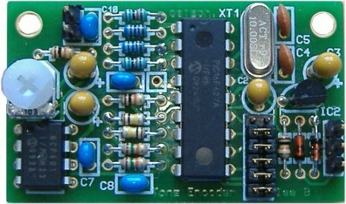 47 tones Built and Tested crystal controlled CTCSS Encoder