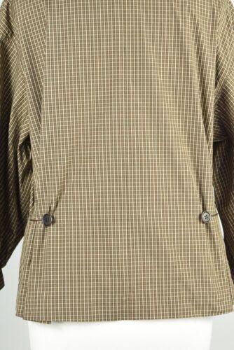 Jacket Designer Check Checked Azria Pan Peter C Bcbg Size M Max ax8w4qnRO