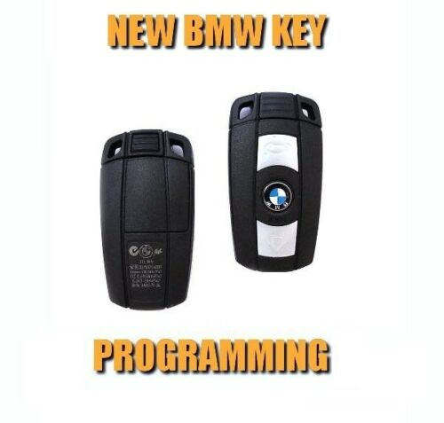 BMW 1 SERIES E87 2003 2011 NEW KEY AND PROGRAMMING INCLUDED