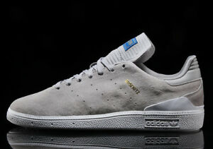 quality design 6b1af 9a267 Image is loading NEW-adidas-Originals-BUSENITZ-RX-SHOES-Gray-White-