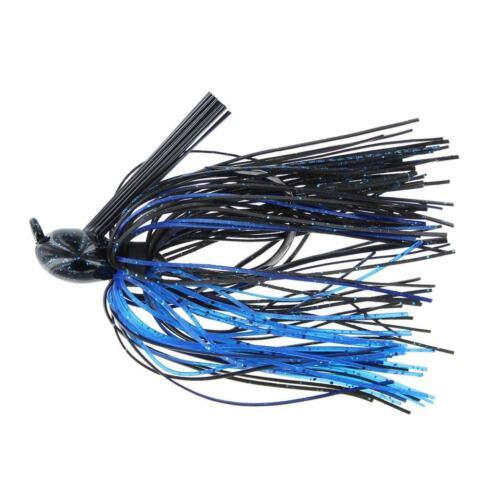 Dirty Jigs  Matt Herren Flippin/' Jig Black /& Blue