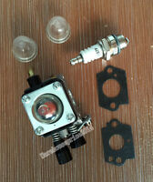 Carb Carburetor For Stihl Fs38 Fs45 Fs46 Fs55 Fs74 Fs75 Fs76 Fs80 Fs85 Trimmer