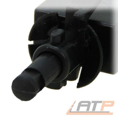 Interruptor de luz de freno 4 pines para trasera escalonada mercedes w124 coche familiar s124 coupé c124