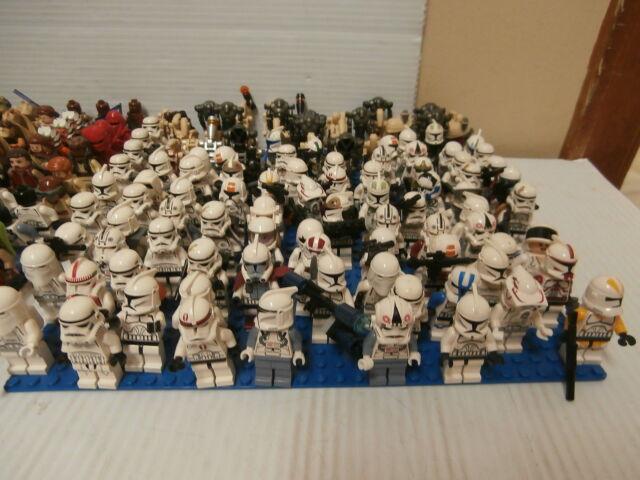 Random Lego Star Wars Mini Figure READ DESCRIPTION
