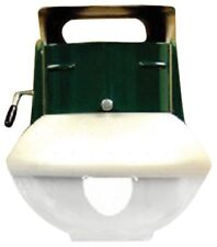 Humphrey Indoor Propane Gas Light Hunter Green 9GR uses preformed mantles USA