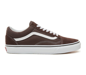 VANS color Theory Authentic Chocolate Torte Mens Suede Sneaker shoes VN0A38G1U5Z