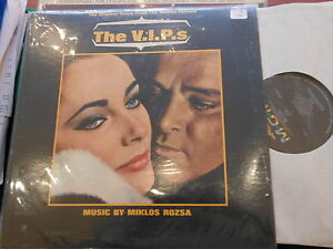 MIKLOS ROZSA BURTON TAYLOR the vip's ORIG US MGM EXC