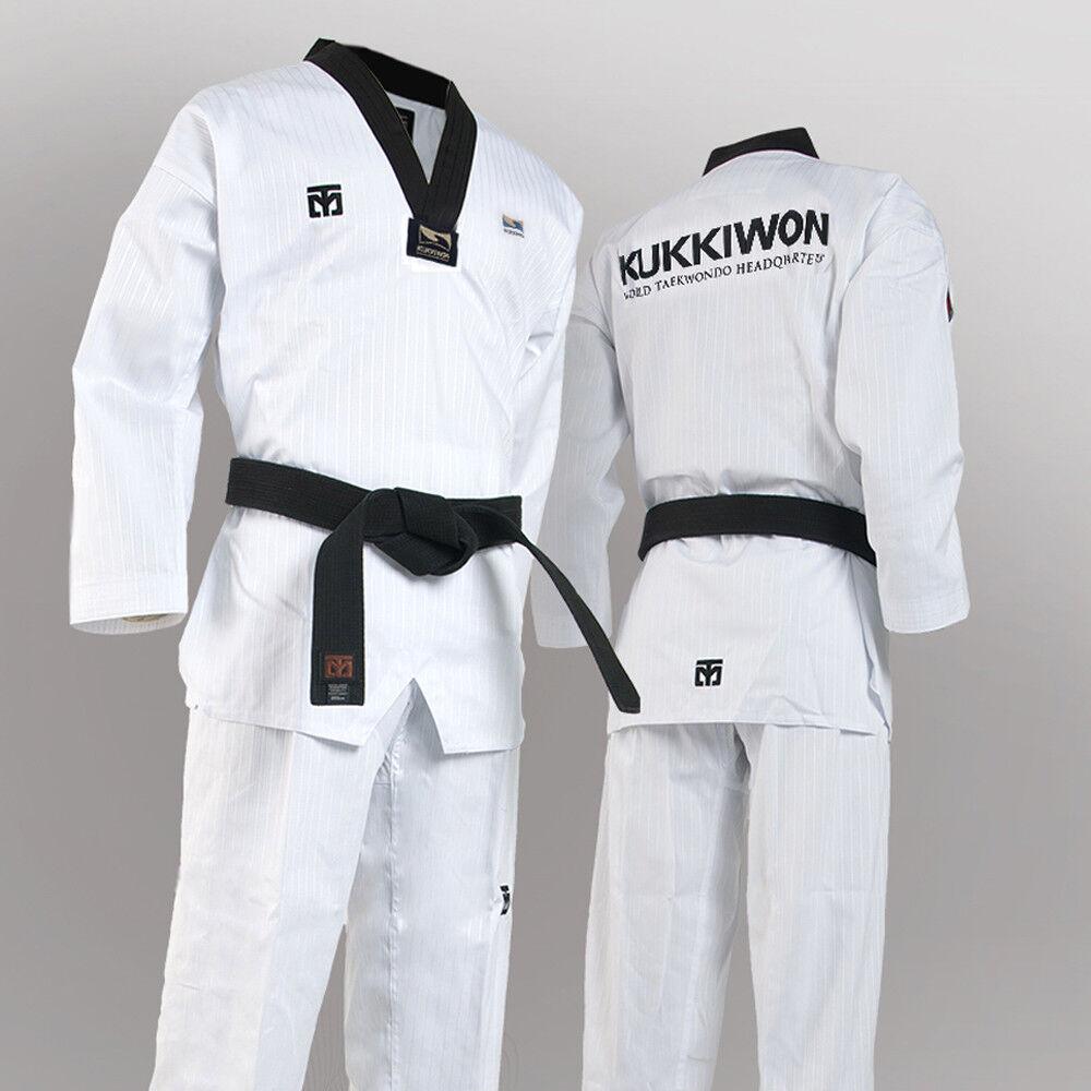 Mooto BS4 Kukkiwon Uniform Taekwondo Uniforms Tae Kwon Do Dobok Korean World WTF