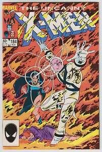L6202-Uncanny-X-Men-184-Vol-1-MB-MB-Estado