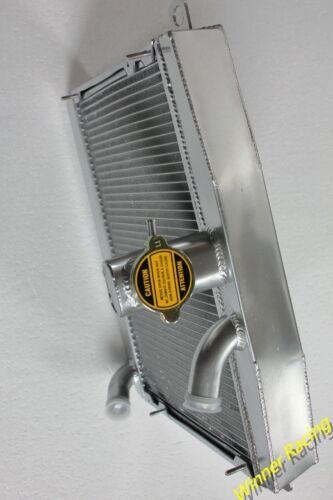 Side-Fill RADIATOR FIT Alfa Romeo Spider y Junior Zagato 1969-1987 56mm