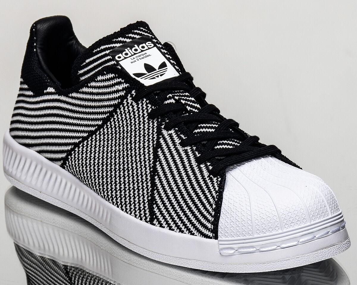 Adidas Originals Superstar Bounce Primeknit shoes white Last size 13US S82243