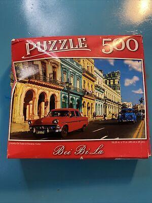 puzzle 500 pieces Havana Cuba | eBay