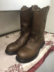 A2 10 Smalstalen 2231 Red Smalle Boots Wing Pecos neus OkXZTwPiul