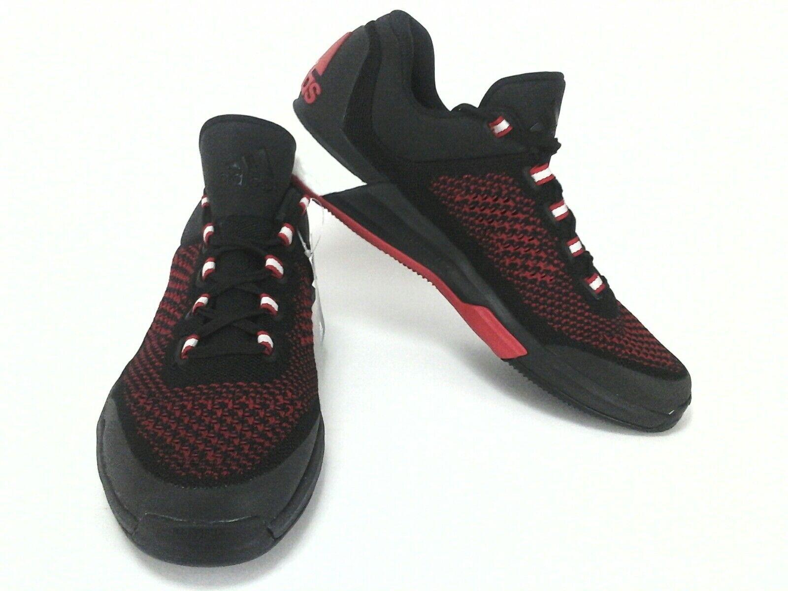 Adidas strana luce incrementare stableframe primeknit q16092 q16092 q16092 nero scarpe rosse noi 12,5 8a26c5