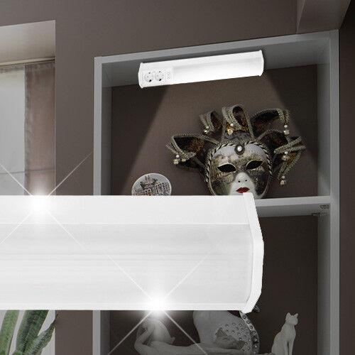 Mia Möbel 500mm 500mm 500mm Weiß Lampe Möbellampe Möbelleuchte