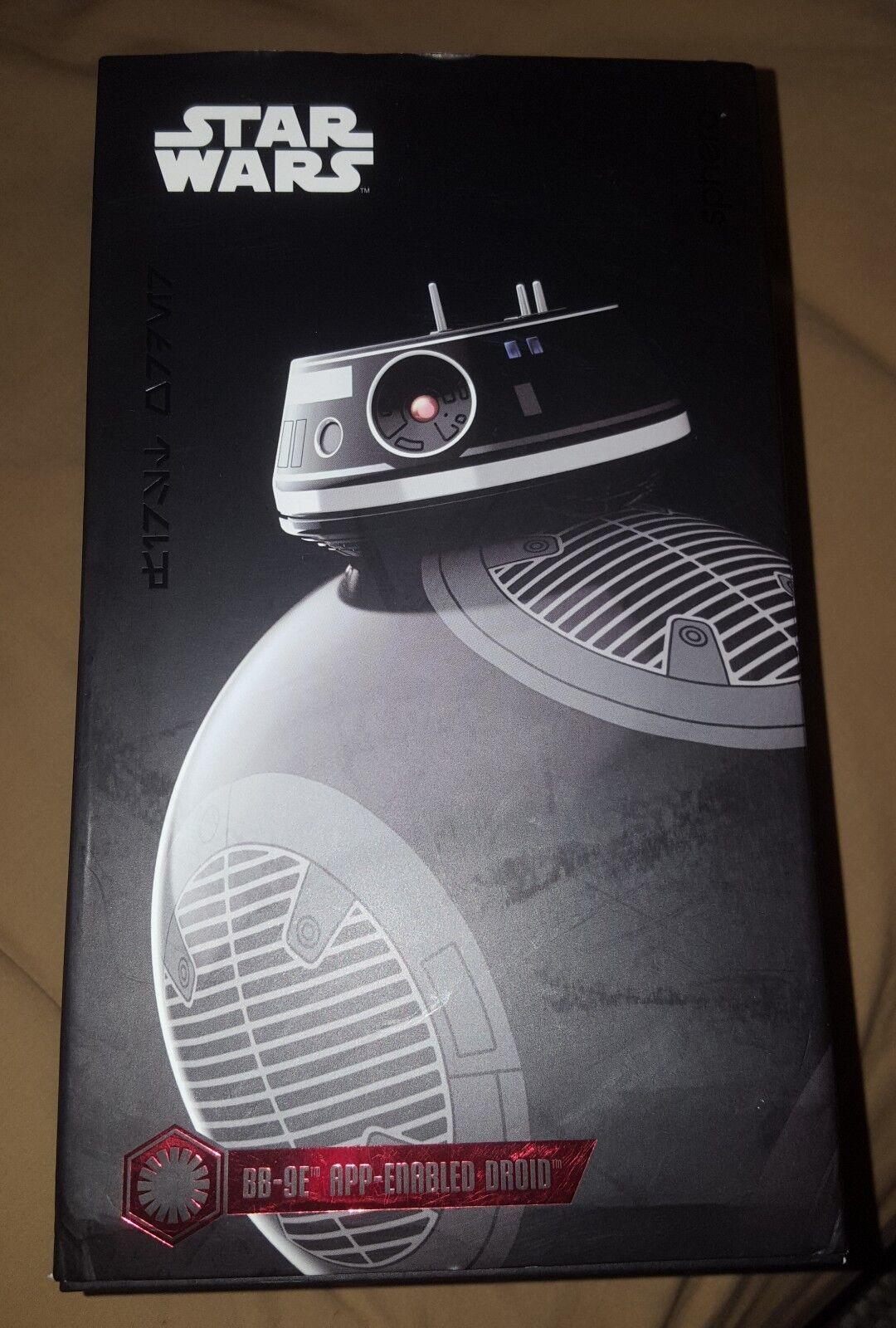 Sphero Star Wars The Last Jedi BB-9E App Enabled Droid VD01