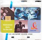 FRANCE TELECARTE / PHONECARD .. 120U F1045 SO3 VIE.COM CHEVAL NSB/NEUVE C.15€
