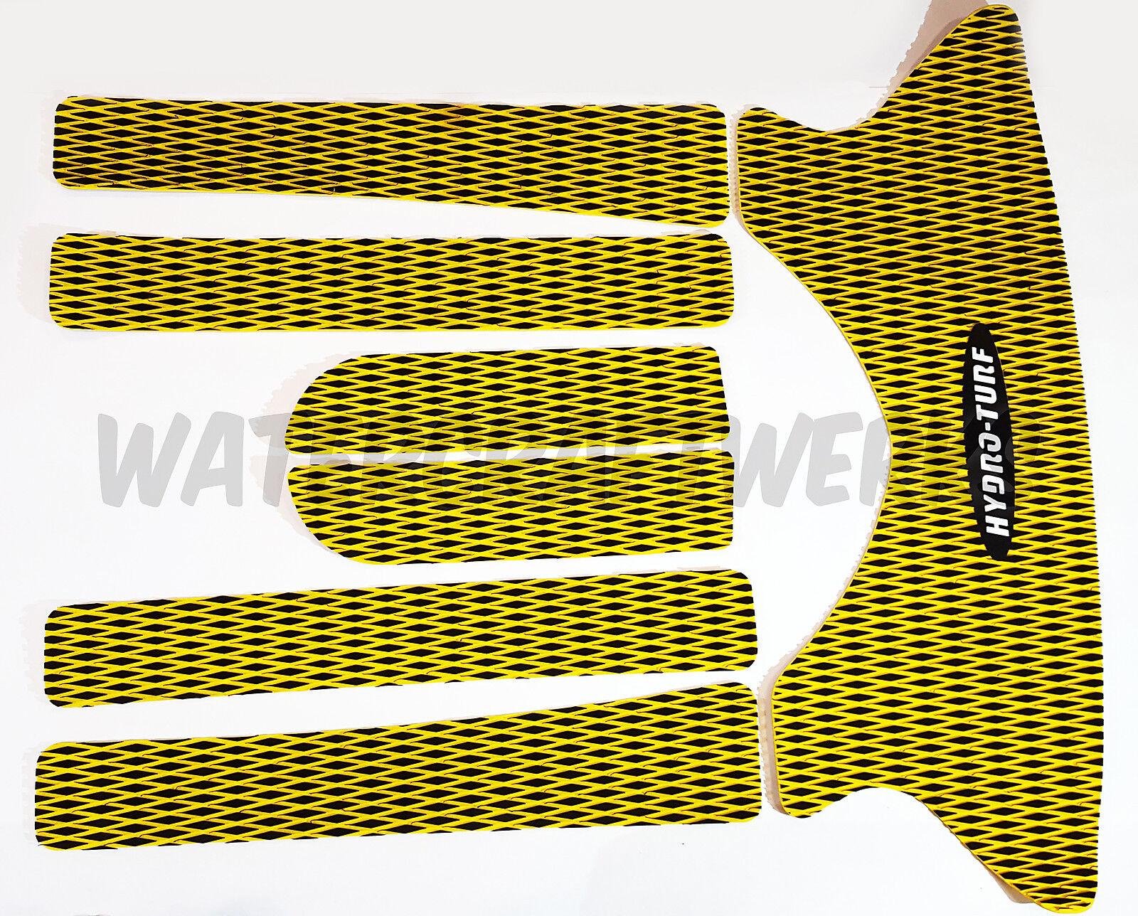 Hydro-Turf auf Lager - Kawasaki 1100STX Di - Alle 15F Stx 01-13 15F Alle 2T Blk / Yello 1a64ae