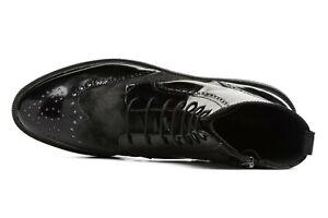 bombilla Pasivo canta  Geox Women's D Prestyn A Boots In Black Size UK-5 EU-38 US-8 254mm ...