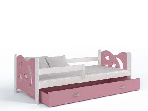 Bett Jugendbett Kinderbett Babybett mit Bettkasten und Bettgestell 160x80 NEU!!!