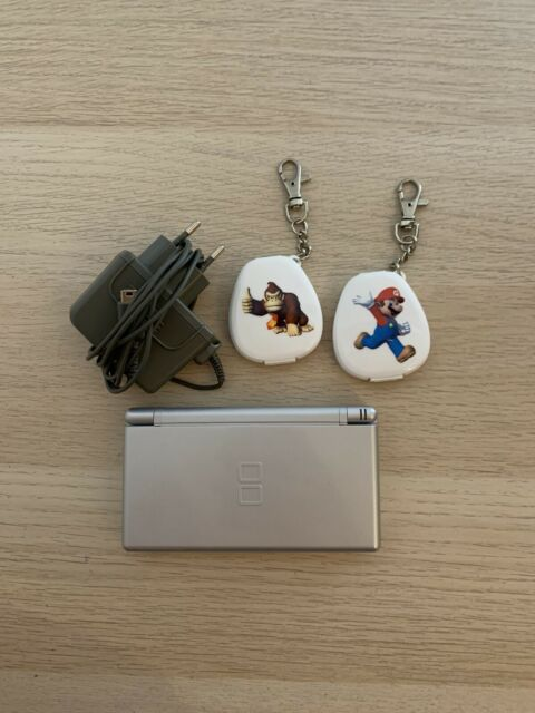 Nintendo DS Lite Metallic Silber