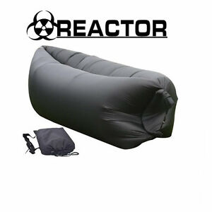 Reactor Inflatable Air Lounger Heavy Duty Air Hammock Sleeping Air Bag