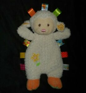 Baby Toys Plush Toys Mary Meyer Taggies Sherbet Lamb Lovey 12 Blanket Plush Stuffed Animal Baby Toy